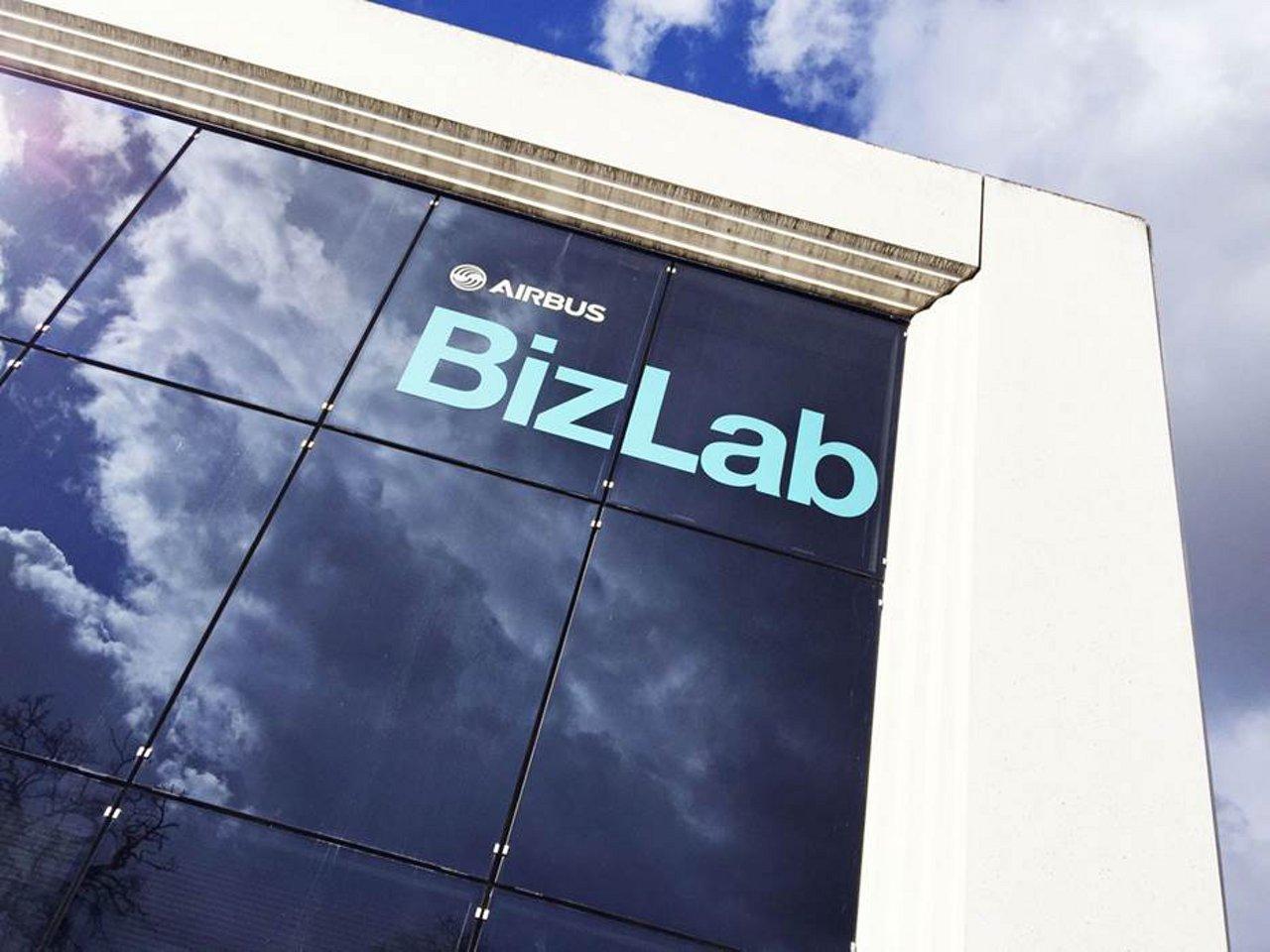 Airbus BizLab_Building