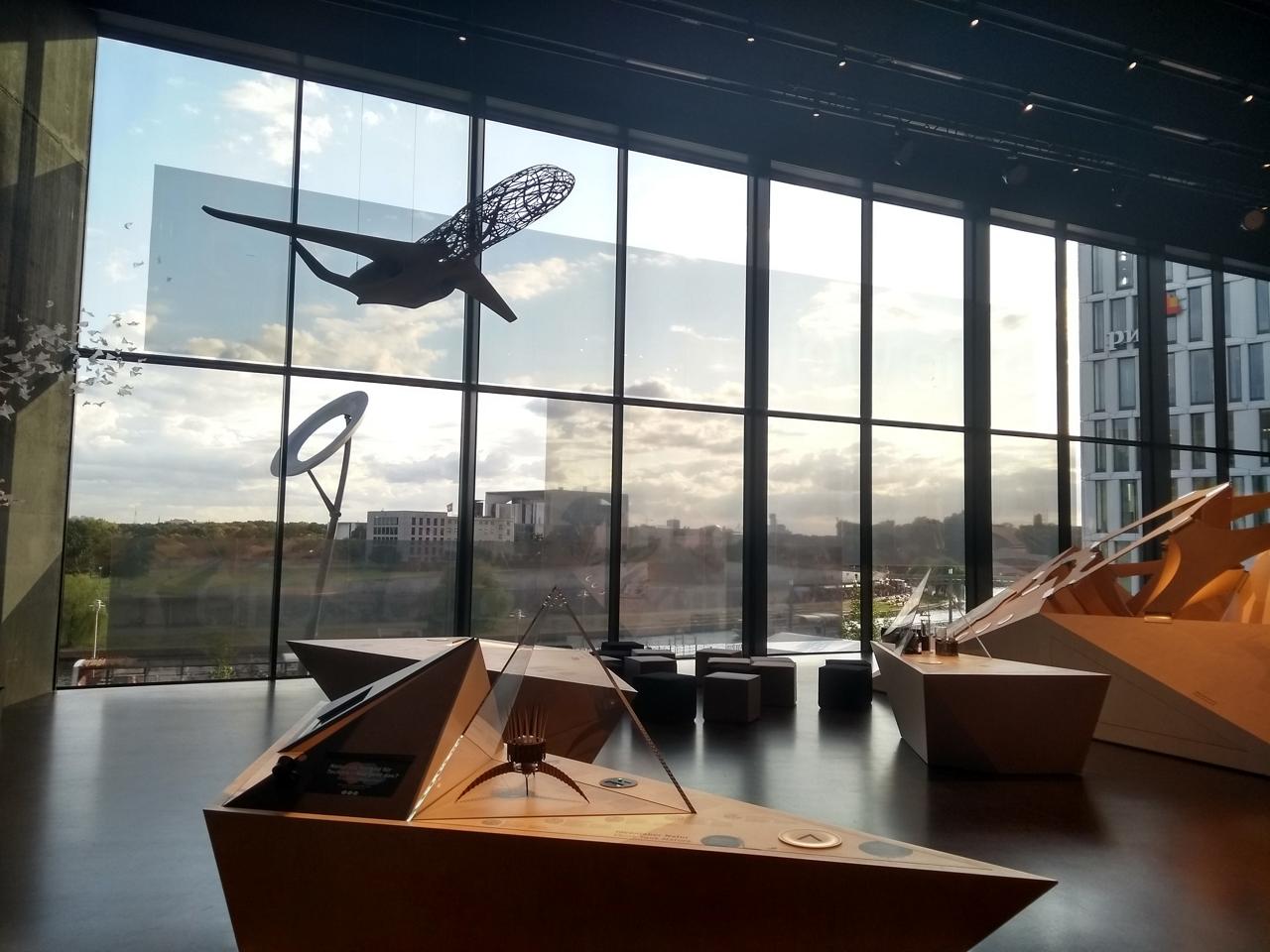 Airbus im Futurium