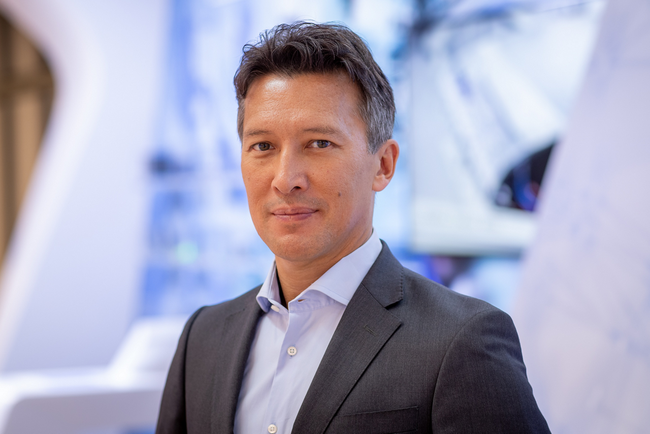 Dirk Hoke ist seit dem 1. April 2016 Chief Executive Officer (CEO) von Airbus Defence and Space