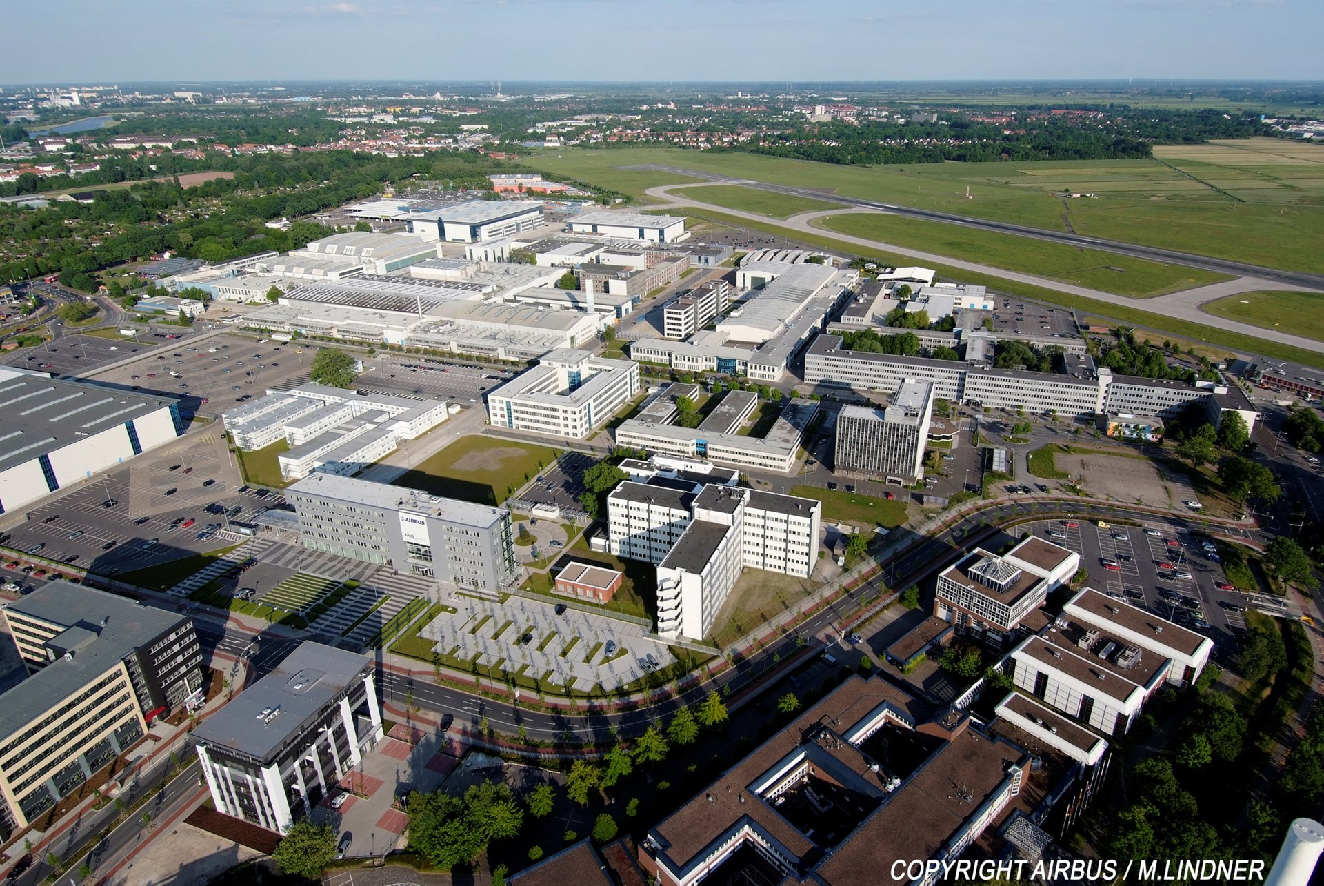 Airbus' Bremen, Germany site specialises in the design, development and manufacture of high-lift systems for the wings of all Airbus programmes