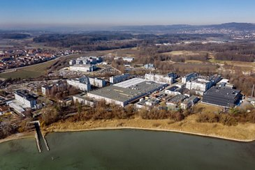 New Integrated Technology Centre (ITC) at Friedrichshafen, Germany