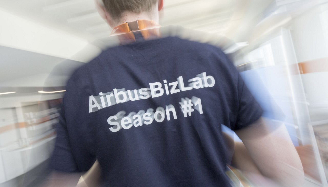 Airbus BizLab Hamburg Demo Day 3