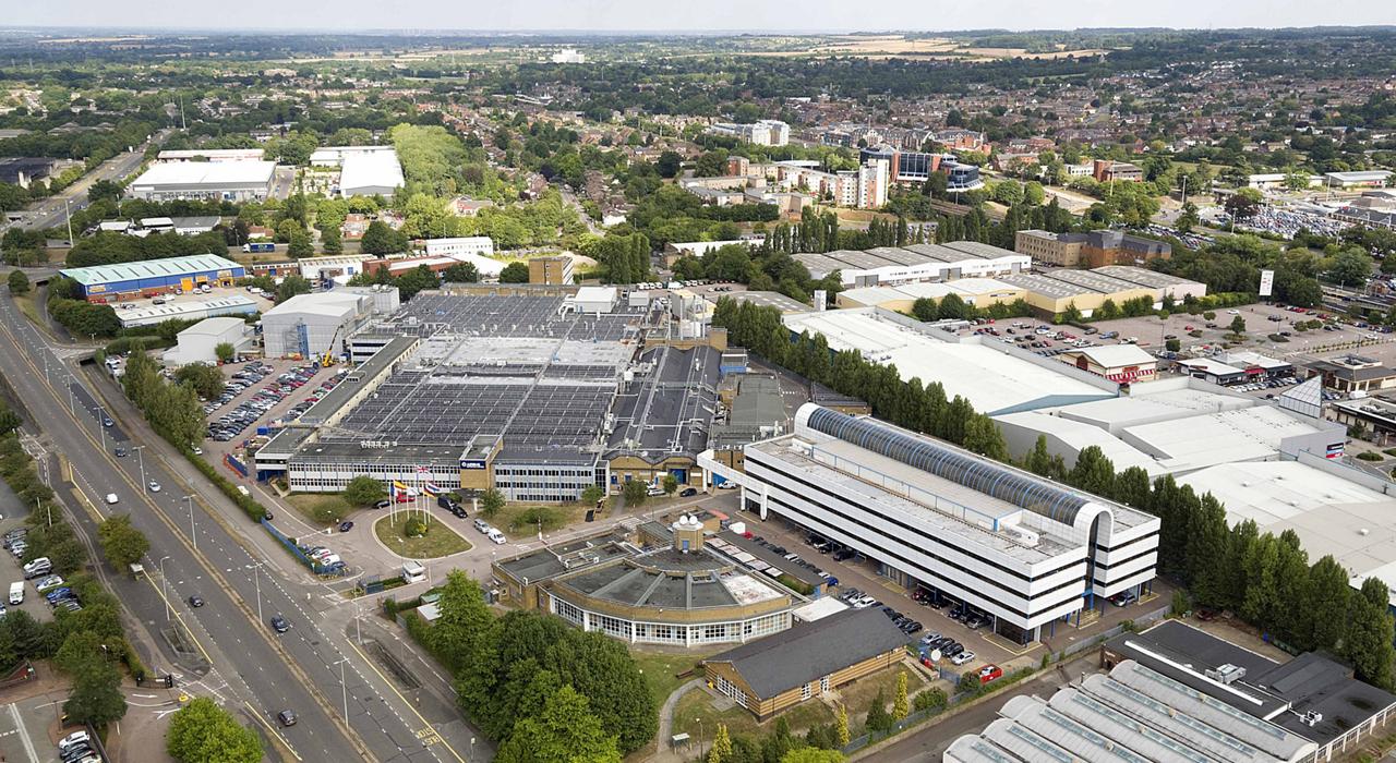 Stevenage facilities
