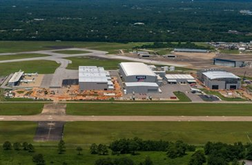 Airbus' A220 manufacturing facility in Mobile, Alabama
