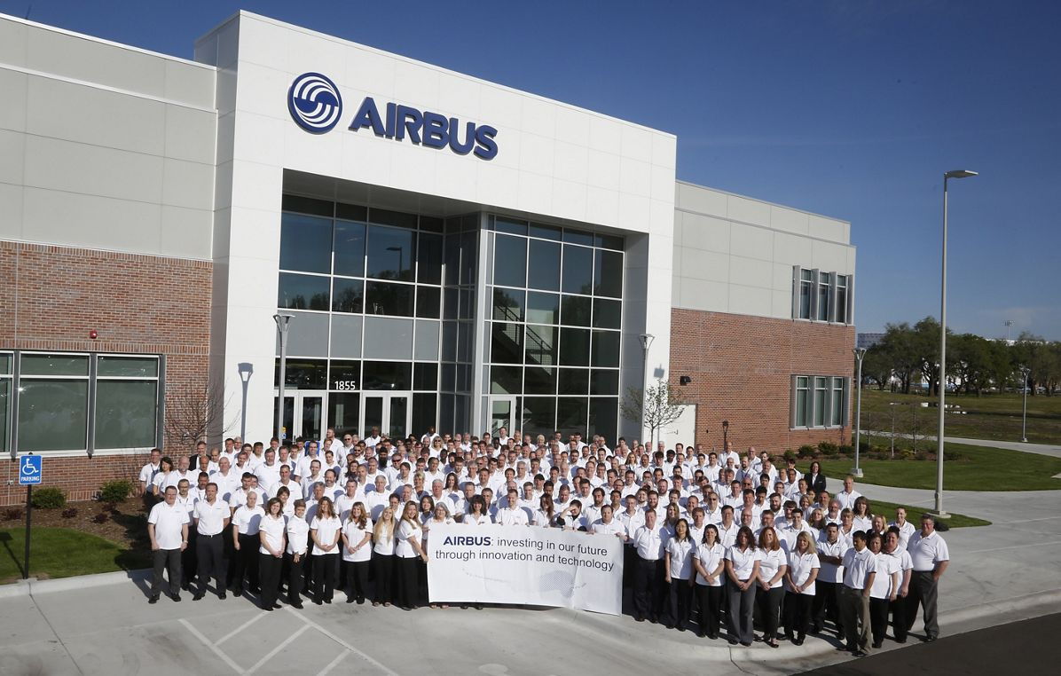 Airbus Engineering boosts innovation, competitiveness with move to WSU Innovation Campus; relaunches Airbus Foundation Flying Challenge in Wichita