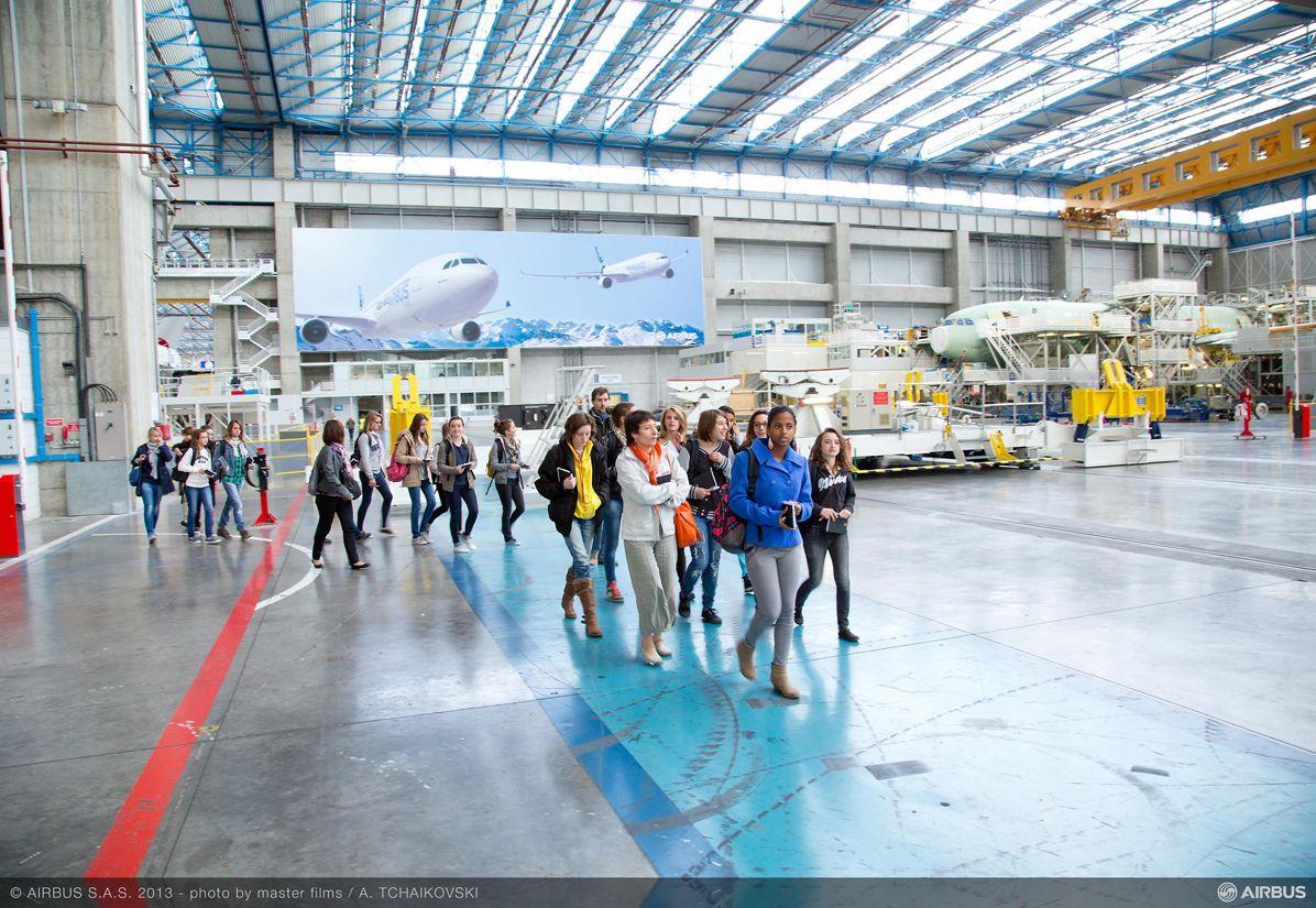 Airbus – Girls for the Future of Aeronautics