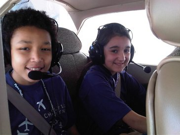Flying Challenge students recognized