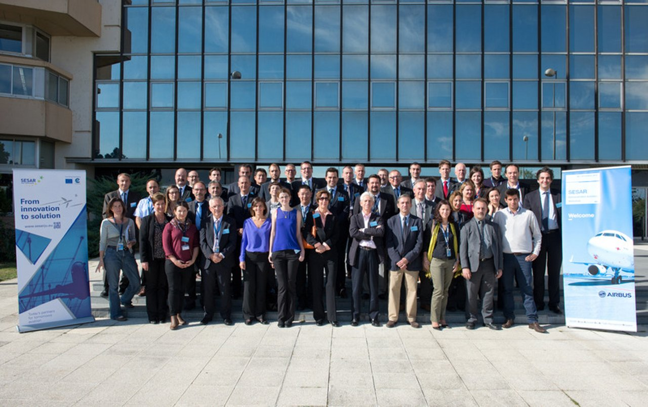 SESAR demonstration activities workshop 1