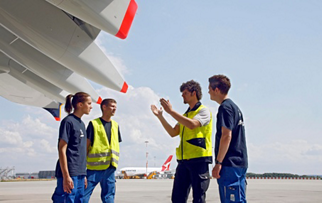 """With its """"Carnet de Vol Alternance"""" initiative, to be held 24 June in Toulouse and 26 June in Saint Nazaire, Airbus aims to match company apprentices with jobs in aviation upon completion of their apprenticeship"""