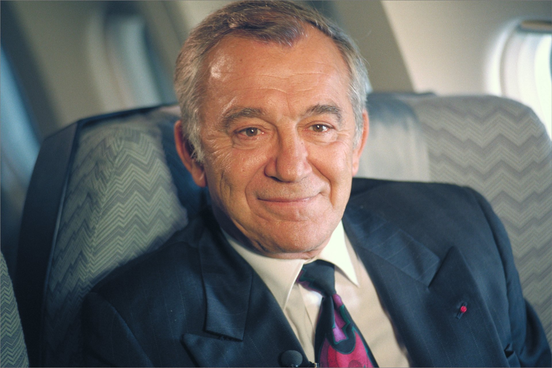Bernard Ziegler (1933-2021), former Airbus Senior Vice President for Engineering and one of the company's engineering pioneers, had a career that spanned some four decades