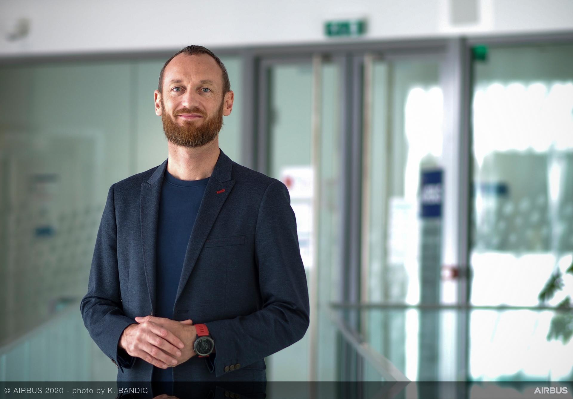 Glen LLewellyn - Head of Airbus Zero Emission