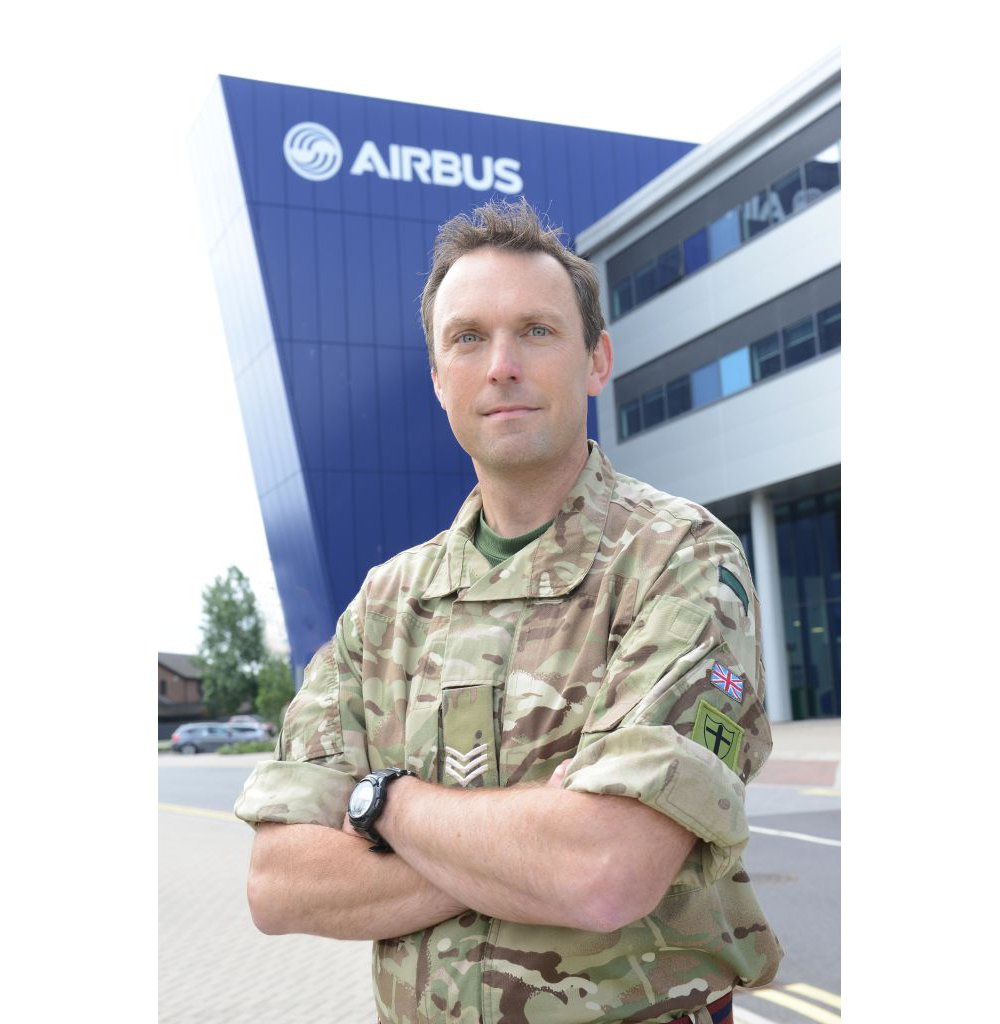 Marc Turner will join 3,000 volunteer Reservists being mobilised across the country as part of the UK's COVID Support Force to boost military aid to civil authorities stretched by the Covid pandemic.