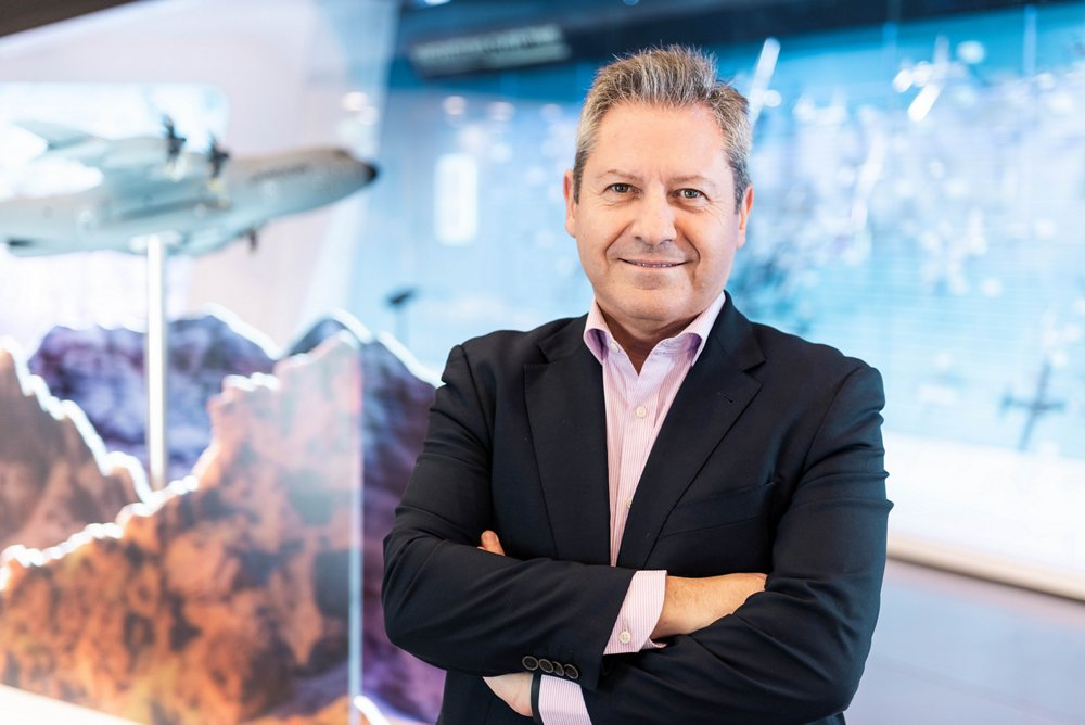 Alberto Gutiérrez - Head of Military Aircraft Airbus Defence and Space and Head of Airbus Spain