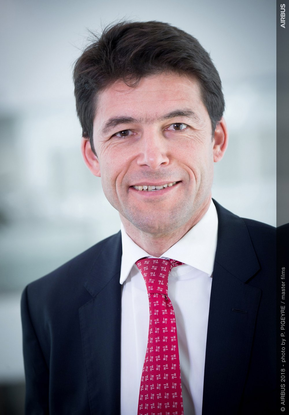 Photo of Bruno Even, Airbus' Chief Executive Officer and a member of its Executive Committee.