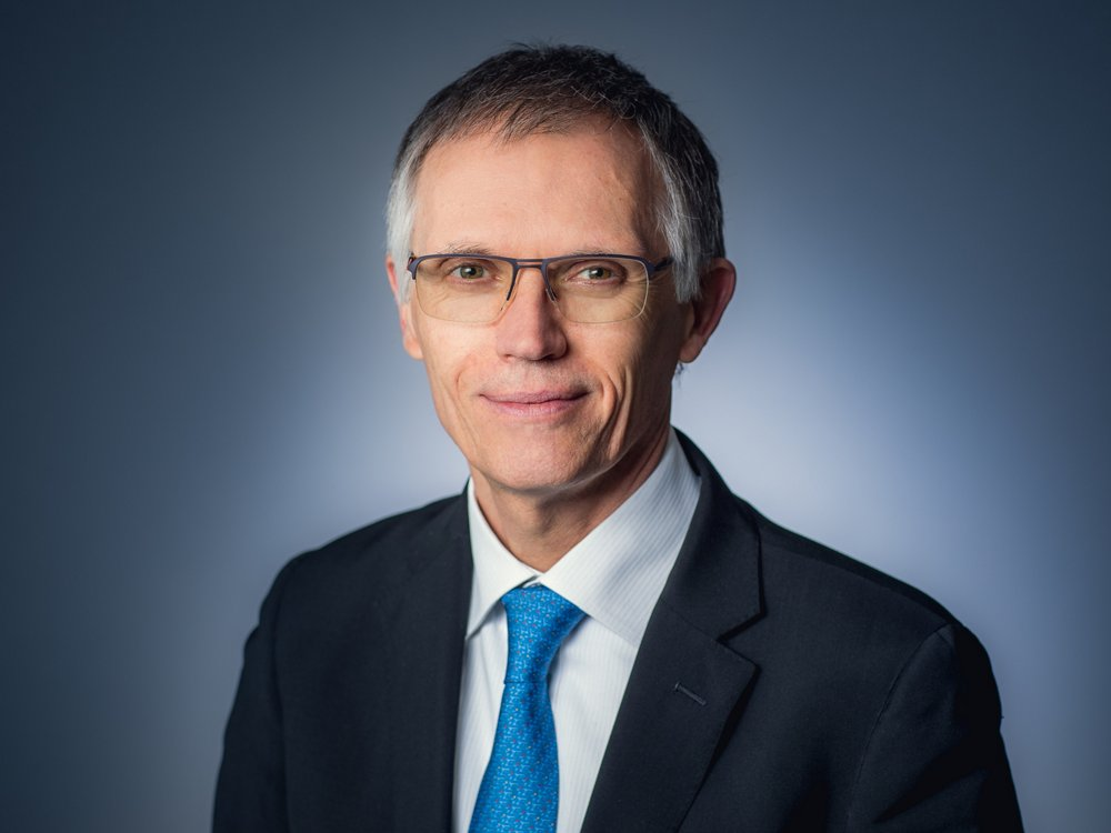 Photo of Carlos Tavares, a member of the Airbus Board of Directors.