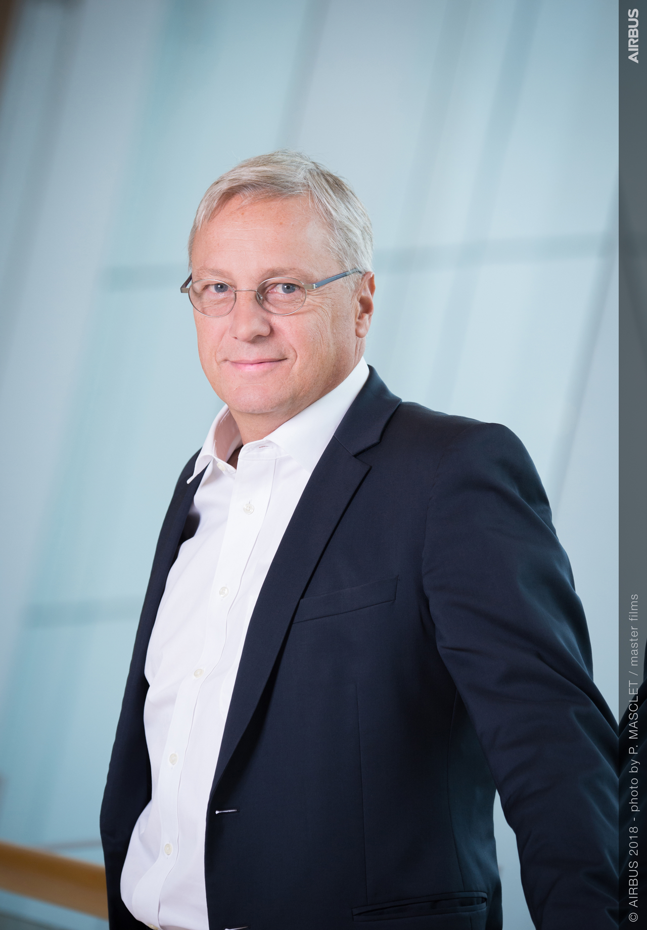 Christian Scherer was appointed Airbus Chief Commercial Officer in September 2018.