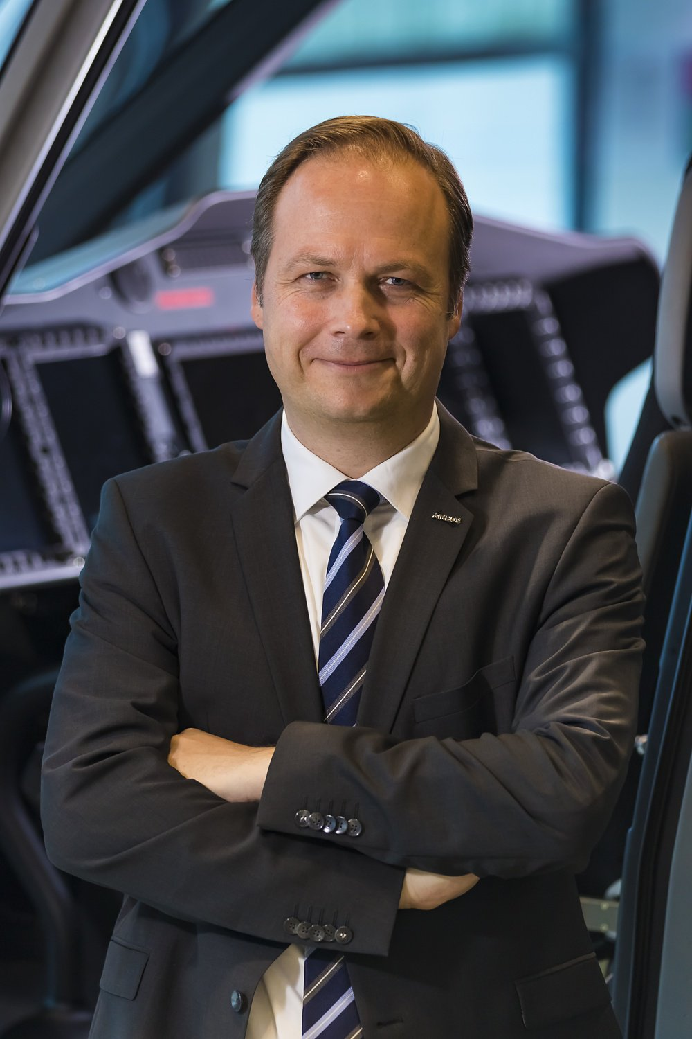 Christoph Zammert - Executive Vice-President Customer Support & Services - Airbus Helicopters