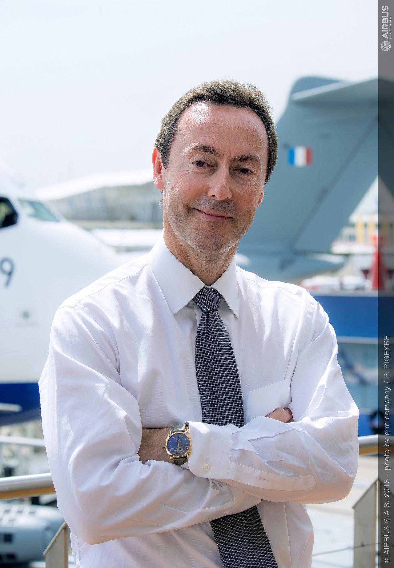 Fabrice Bregier portrait
