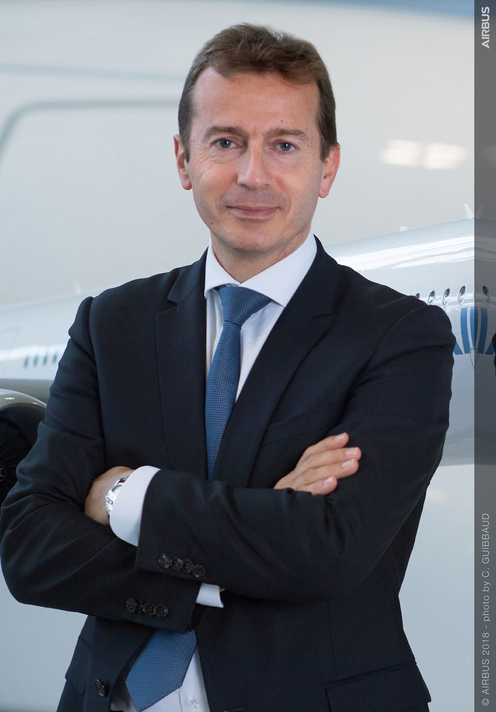 Guillaume Faury selected as future Airbus CEO