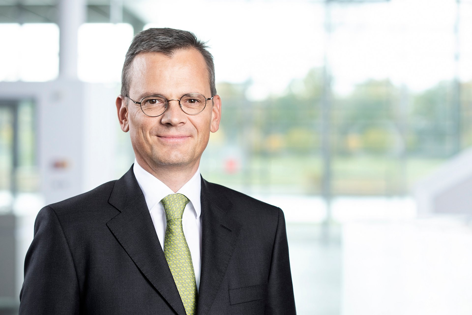 Dominik Asam - New Airbus Chief Financial Officer (CFO).