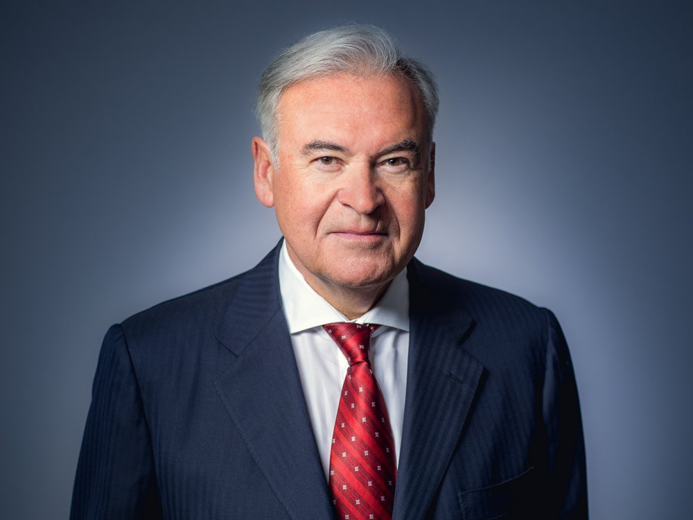 Hermann-Josef Lamberti - member of the Board of Directors of Airbus SE.