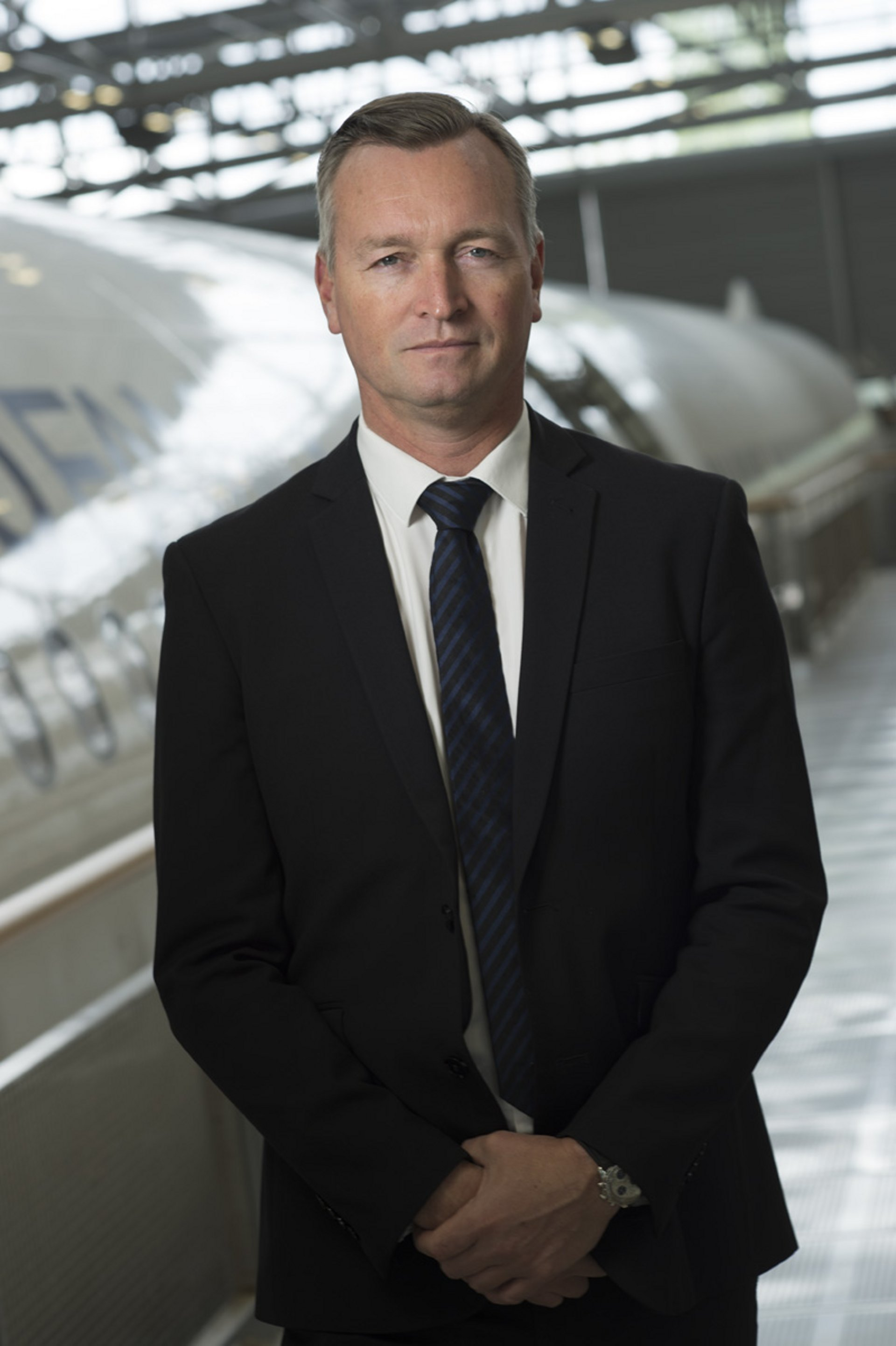 Marc Fontaine, Chief Technology & Digital Transformation Officer of Airbus