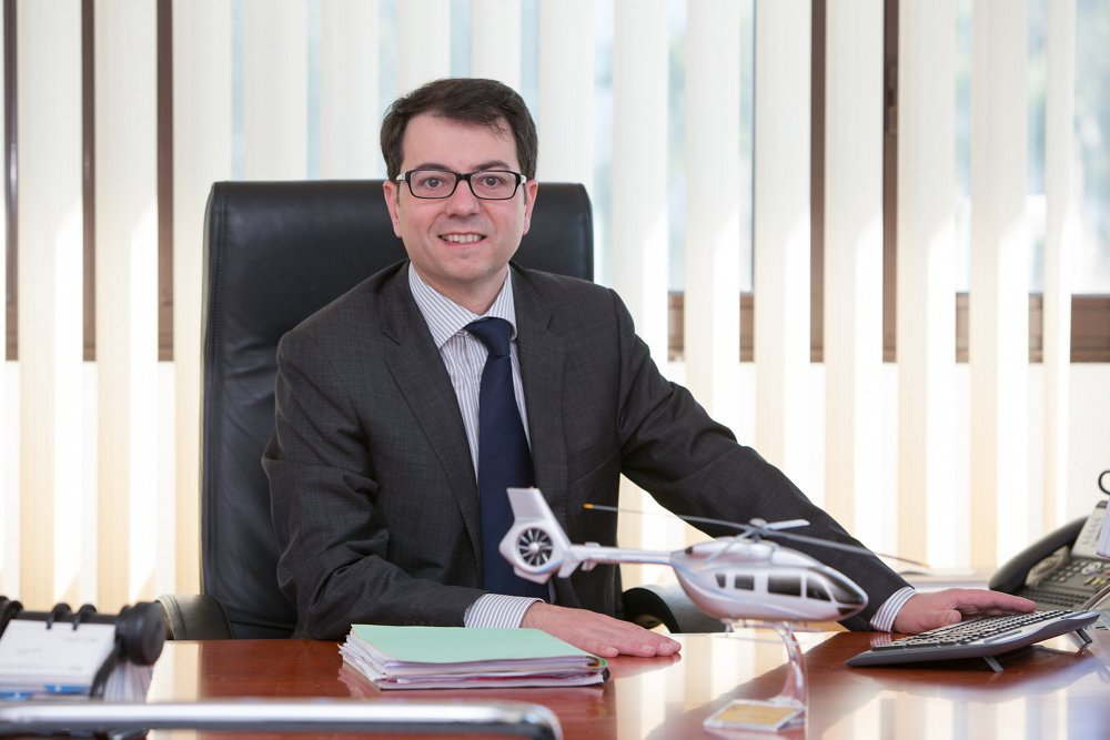 Michel Farssac - Executive Vice President Human Resources - Airbus Helicopters