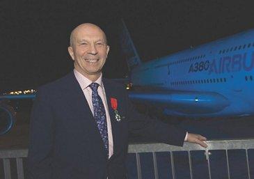 Tom Williams Légion d' Honneur