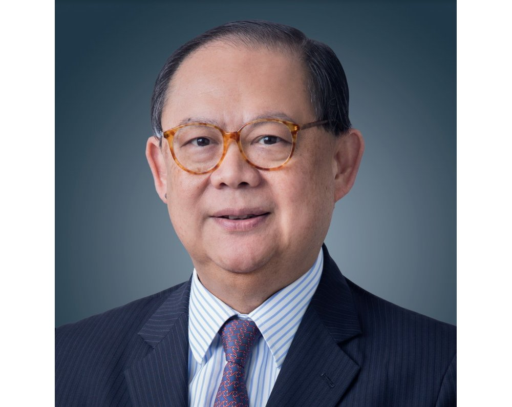 A photo of Victor Chu, a member of the Airbus Board of Directors.