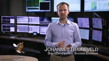 Johannes Reijneveld talks about SpaceDataHighway