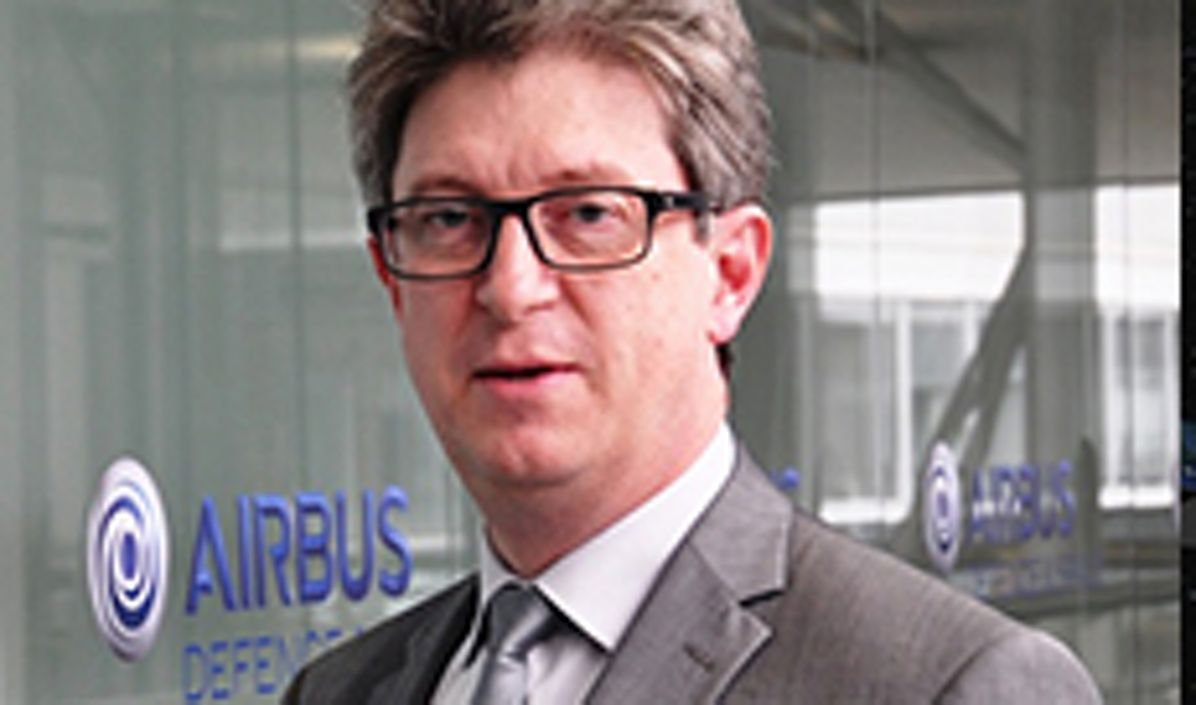 Olivier Koczan – New Head of Secure Land Communications at Airbus