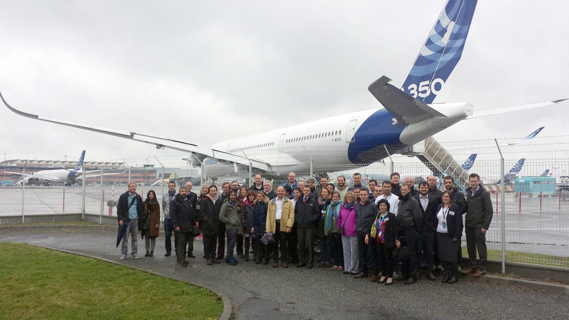 Airbus Aircraft Structural Repair team