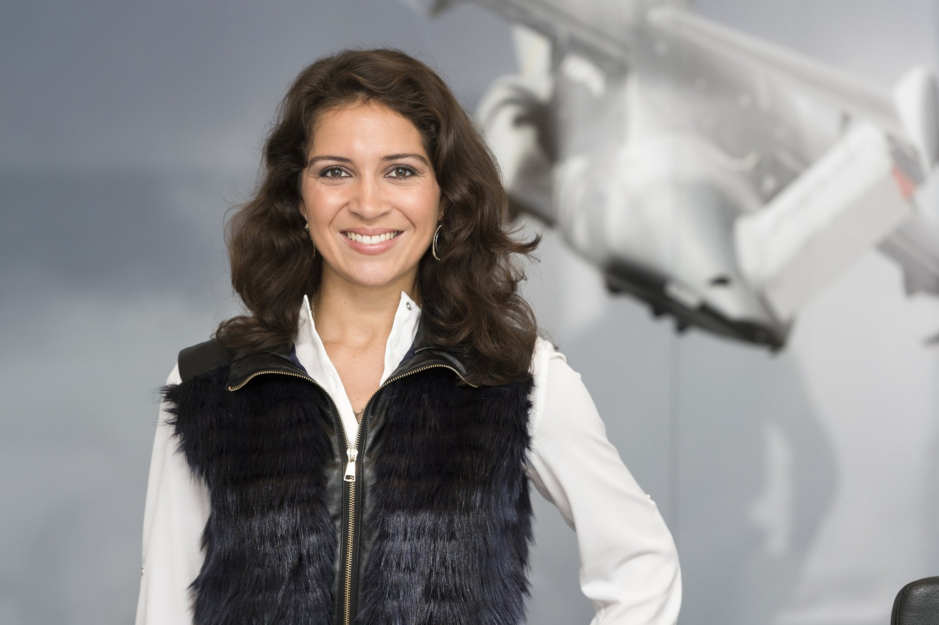 Das ist Sally-Anne, Personal Assistant