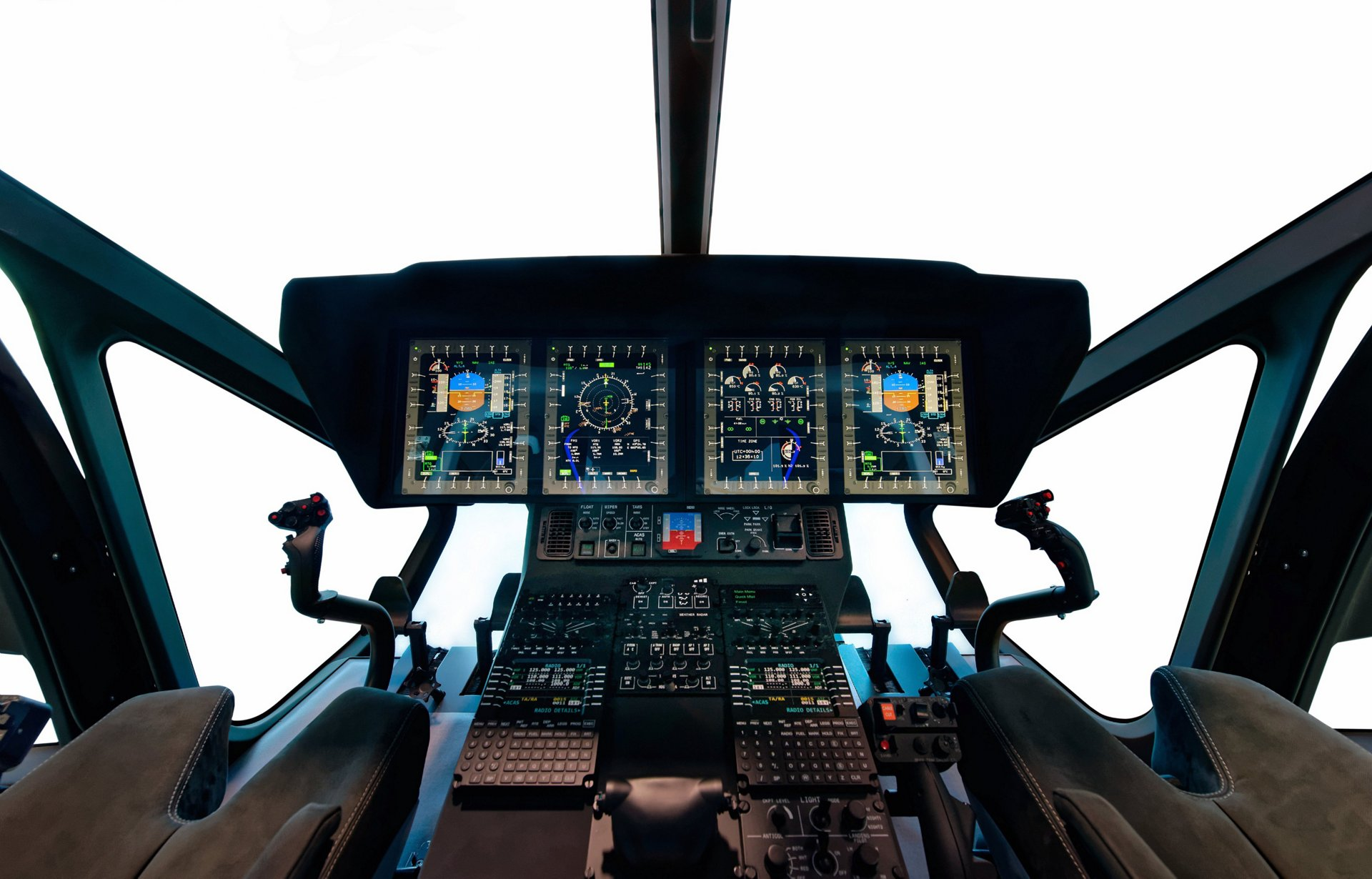Airbus Helicopters selects Thales and Helisim for its H160 full flight simulator deployment