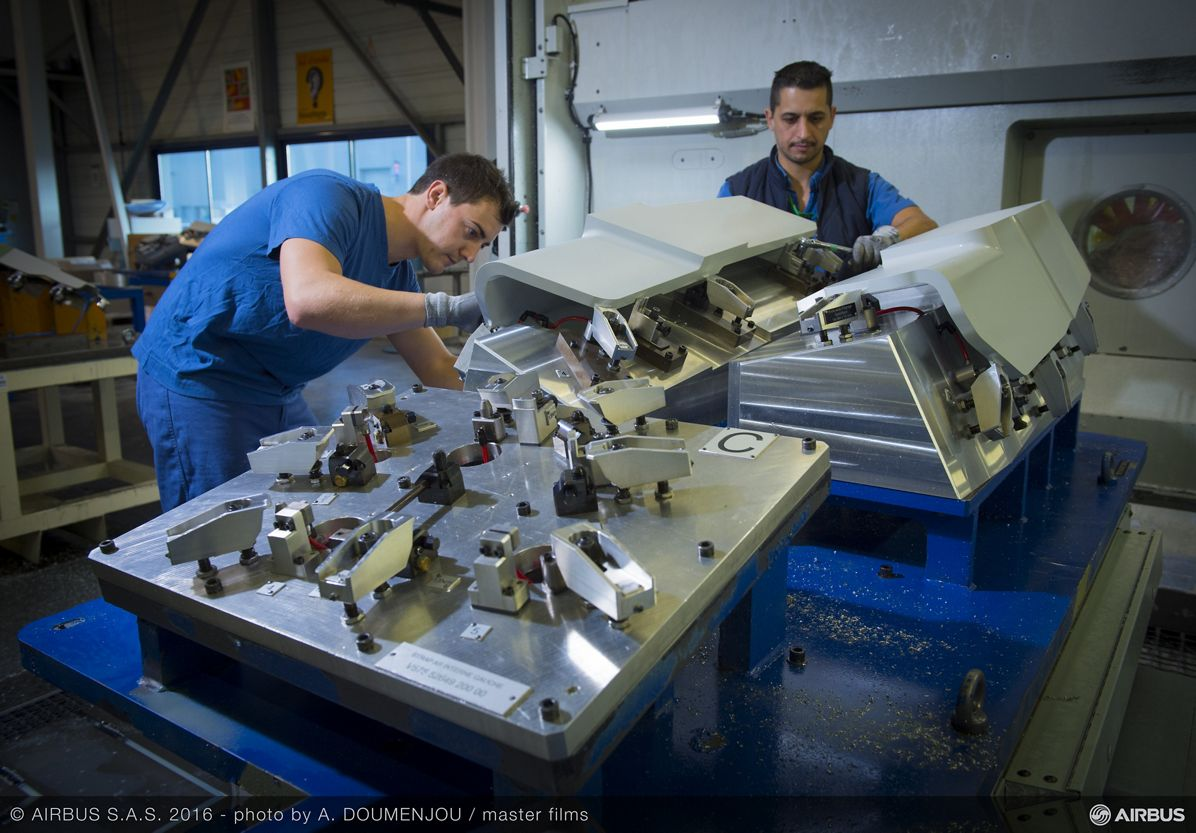 Airbus_Final Assembly Line Support BLXS team 2