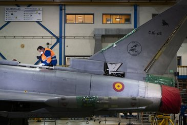 Blue Collar Eurofighter