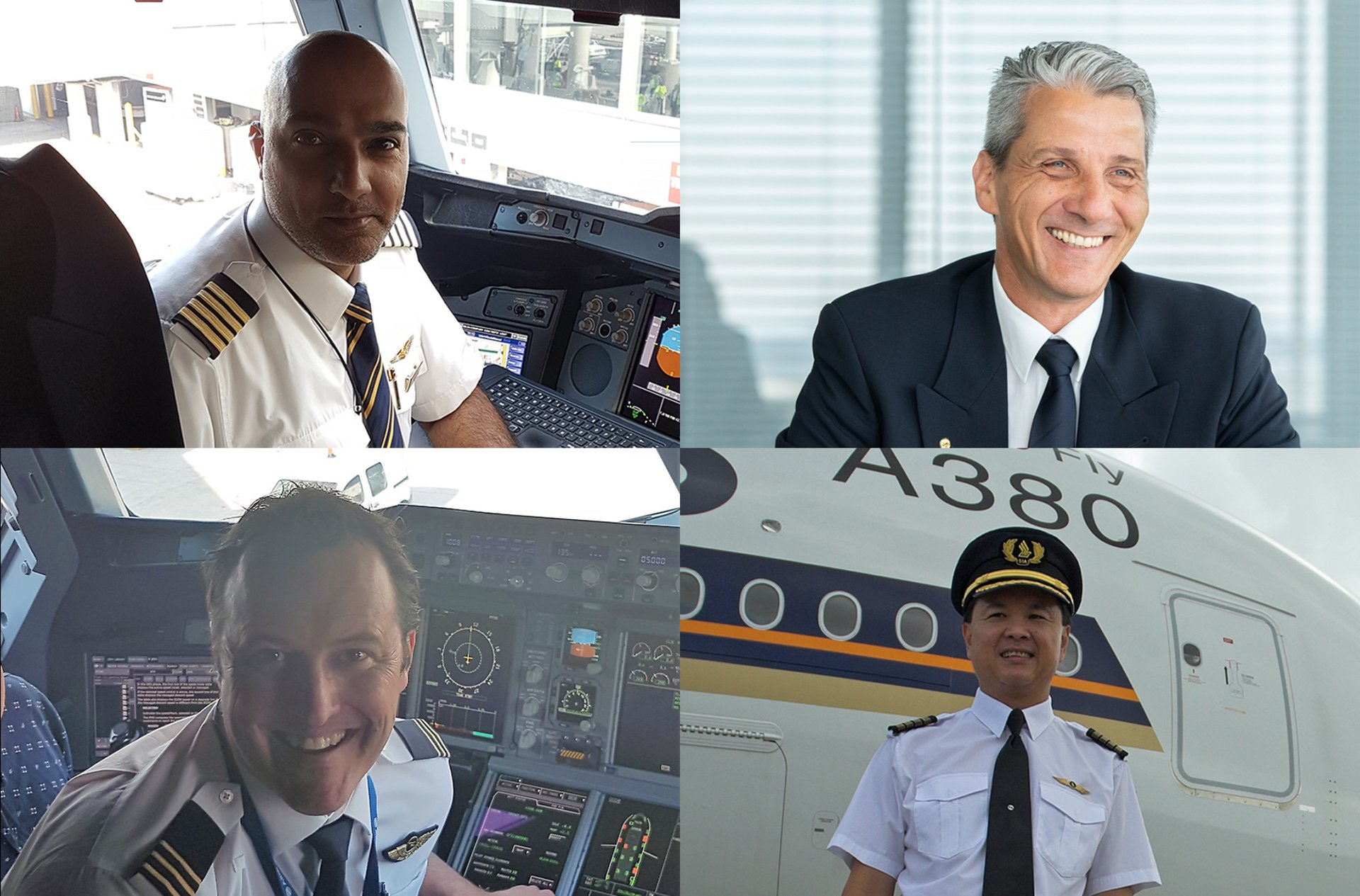 5 Behind The Scenes With Pilots Of An A380 Cover