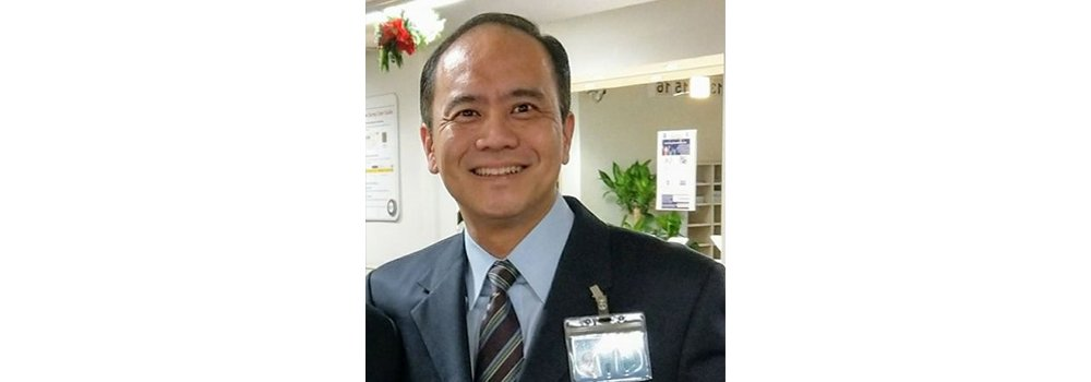 Frankie Liew, inflight manager at Singapore Airlines