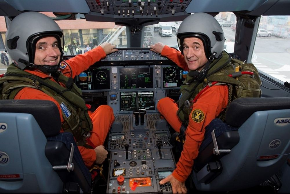 Airbus careers bring people to new heights