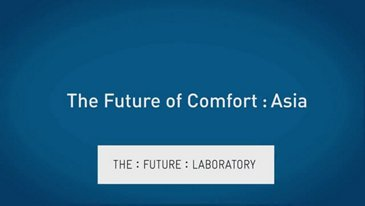 Asia: The future of comfort