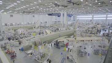 Mirabel Final A220 Family aircraft destined for customers outside of the U.S. are produced at the Mirabel final assembly line in Quebec, Canada.  Line A220