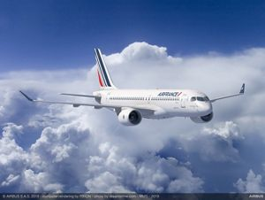, Air France-KLM firms up order for 60 Airbus A220s, For Immediate Release | Official News Wire for the Travel Industry