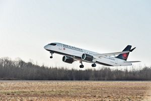 , Air Canada takes delivery of its first A220, For Immediate Release , For Immediate Release