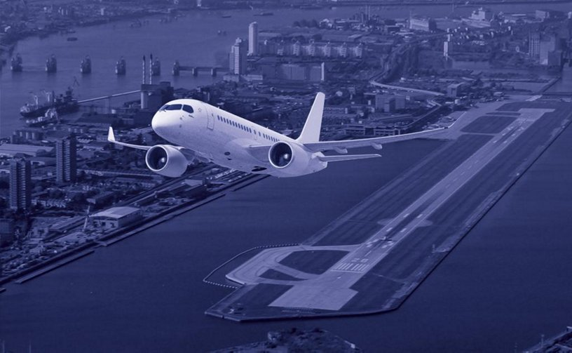 A220 takeoff