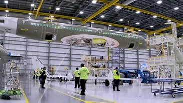 Building the first Breeze A220