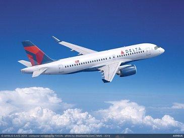 A220-100 Delta Air Lines