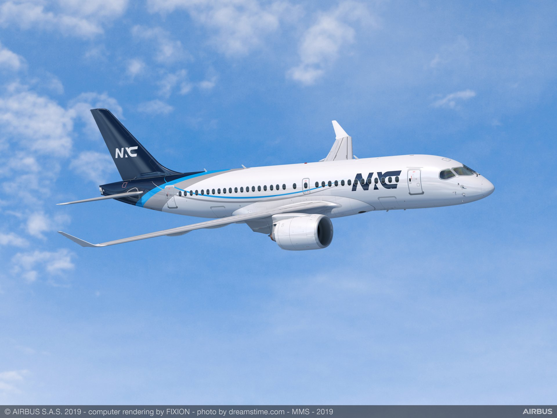 Nordic Aviation Capital (NAC) finalised its order for 20 A220 Family aircraft at the end of 2019