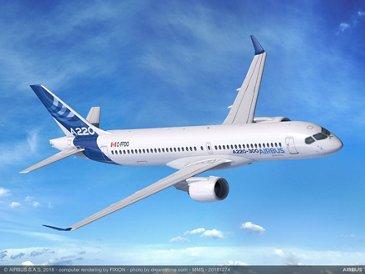 Airbus A220-300 2