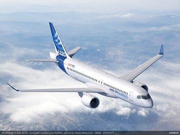 Airbus A220-300 4