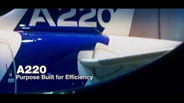 A220, unbeatable fuel efficiency